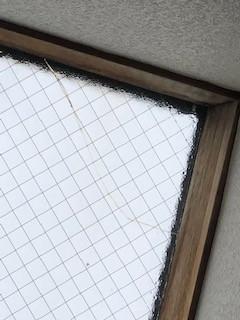 天窓ガラス交換2