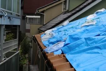 瓦屋根修理3