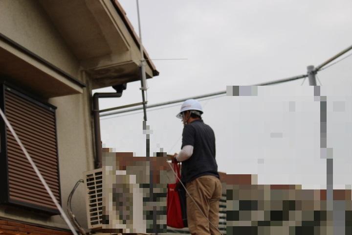 瓦屋根修理6