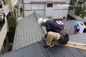 棟包み交換工事5