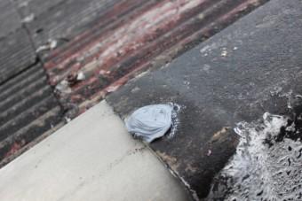 スレート屋根ケラバ修理7