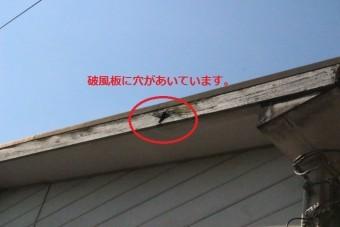 O様邸屋根カバー工事現場調査6