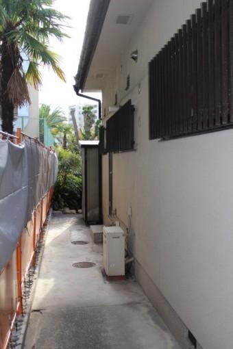 テラス屋根交換6
