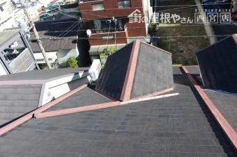棟包み修理現場調査4