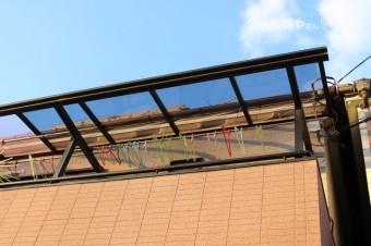 西宮市テラス屋根修理6