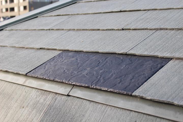 西宮市屋根カラーベスト修理7
