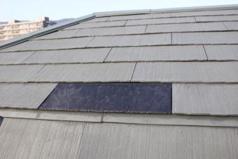 西宮市屋根カラーベスト修理8