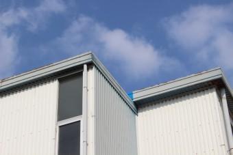 西宮市工場屋根修理9