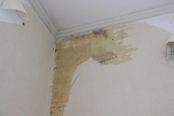 壁雨漏り1