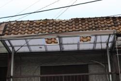 西宮市瓦屋根葺替え3