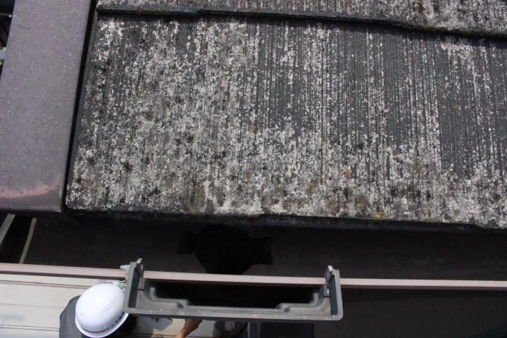 屋根カバー工事下見4