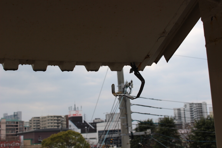 屋上防水&雨樋修理3
