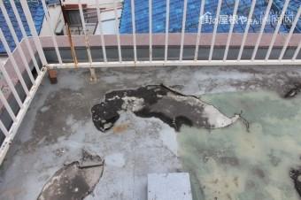 屋上防水&雨樋修理6