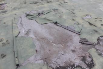 屋上防水&雨樋修理5