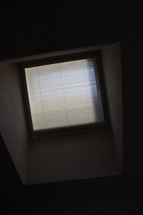 天窓雨漏り施工前2