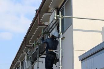 伊丹市屋根葺き替え工事4