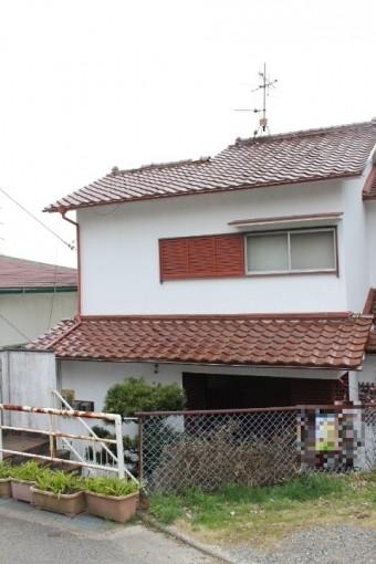 宝塚市棟瓦修理下見3