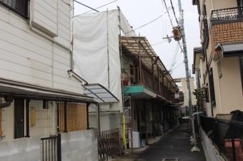 伊丹市屋根葺き替え工事8