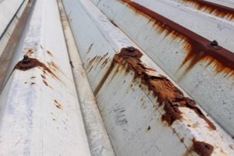 工場屋根雨漏り4