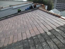 既存カラーベスト屋根