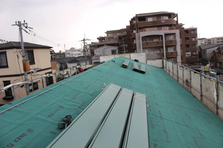 伊丹市屋根葺替え工事11