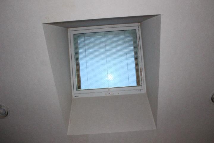天窓雨漏り修理5