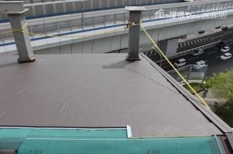 西宮屋根カバー工事23