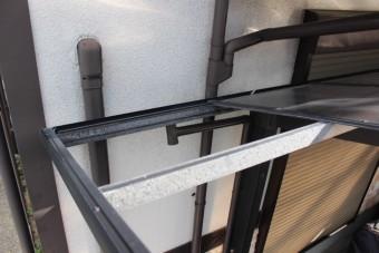 カーポート屋根修理3