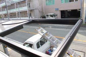 カーポート屋根修理4
