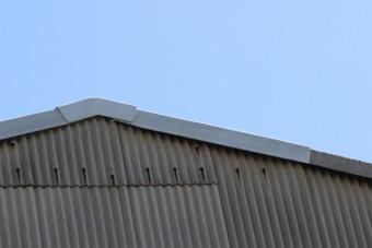 スレート屋根ケラバ修理8
