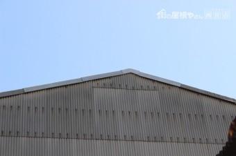 スレート屋根ケラバ修理9