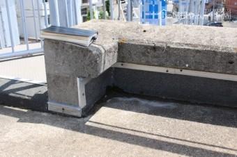 尼崎市防水工事現場調査5