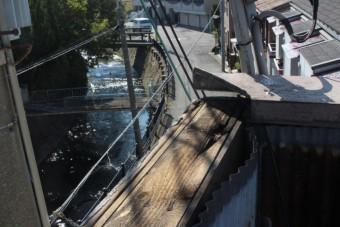 屋根笠木修理4