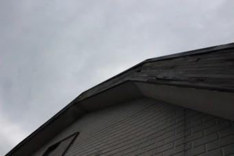 破風板修理4