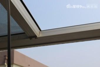 芦屋テラス屋根8