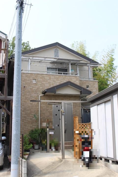 芦屋テラス屋根2