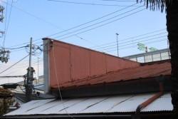 屋根葺き替え施工前1