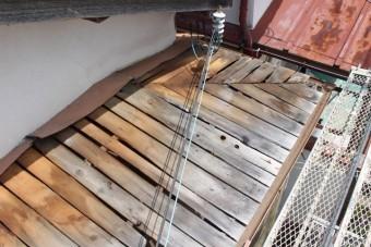 西宮市庇屋根修理3