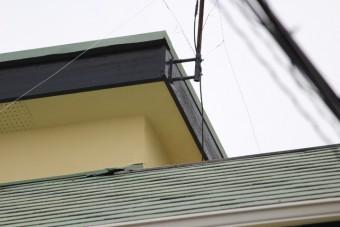 西宮屋根修理現場調査3
