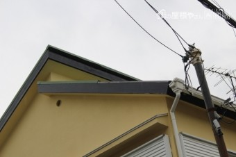 西宮屋根修理現場調査2