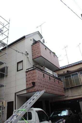尼崎市雨漏り調査1