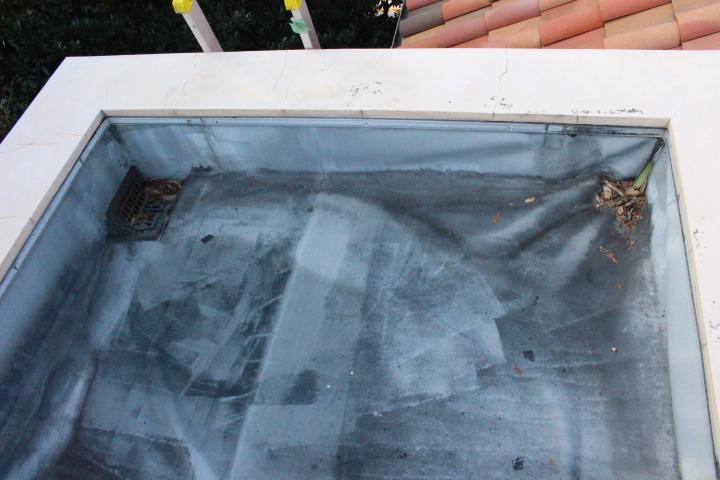 防水シート修理3