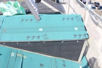尼崎市屋根カバー工事4