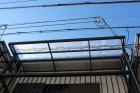 テラス屋根修理後1