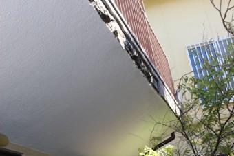 外壁修理現場調査7