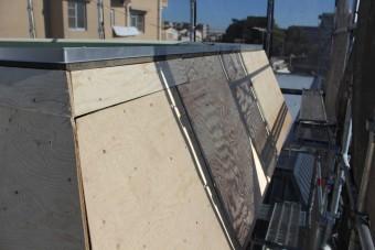 賃貸マンション屋根修理5