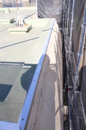 賃貸マンション屋根修理4