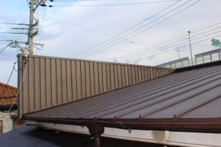 屋根葺き替え施工後1