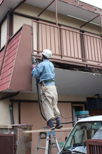 外壁修理4