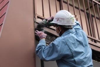 外壁修理5